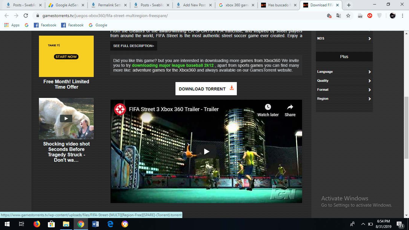 Screenshot 264 - [Complete Guide] How to Download & Install Games on Xbox 360 - JTAG from USB using Xexmenu 1.1