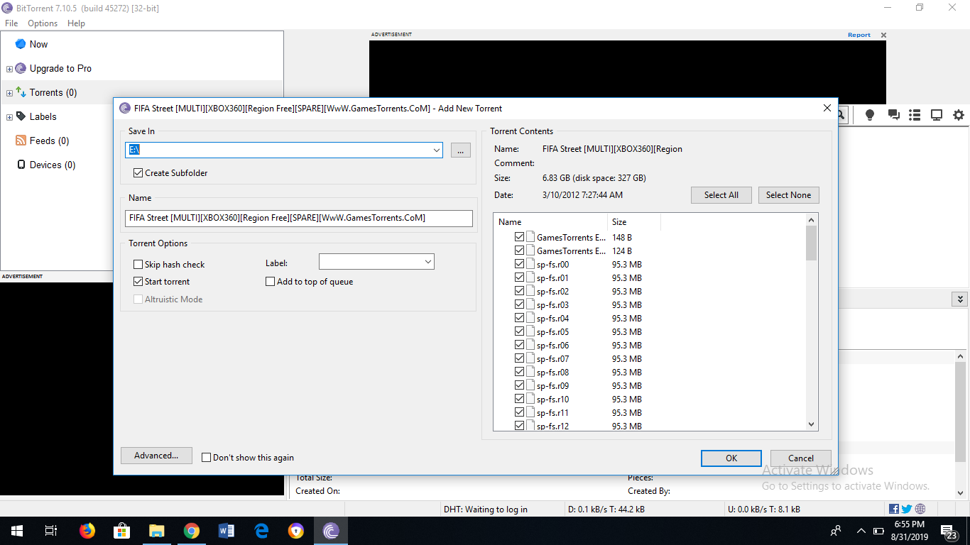 Screenshot 265 - [Complete Guide] How to Download & Install Games on Xbox 360 - JTAG from USB using Xexmenu 1.1